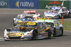 Leonel Pernia, Las Toscas Racing Chevrolet e Agustin Canapino, Jet Racing Chevrolet e Josito di Palm