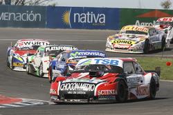 Jose Manuel Urcera, JP Racing Torino e Christian Ledesma, Jet Racing Chevrolet e Santiago Mangoni, L