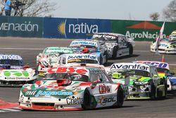 Carlos Okulovich, Sprint Racing Torino e Mauro Giallombardo, Maquin Parts Racing Ford e Laureano Cam