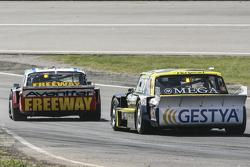 Omar Martinez, Martinez Competicion Ford e Matias Jalaf, Catalan Magni Motorsport Ford