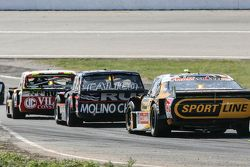 Leonel Pernia, Las Toscas Racing Chevrolet e Leonel Pernia, Las Toscas Racing Chevrolet e Juan Pablo