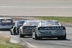 Martin Ponte, Nero53 Racing Dodge e Facundo Ardusso, Trotta Competicion Dodge e Leonel Sotro, Alifra