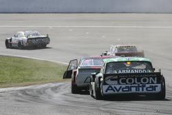 Juan Bautista de Benedictis, di Meglio Motorsport Ford e Christian Dose, Dose Competicion Chevrolet