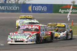 Juan Pablo Gianini, JPG Racing Ford e Leonel Pernia, Las Toscas Racing Chevrolet