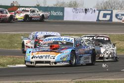 Martin Ponte, Nero53 Racing Dodge and Laureano Campanera, Donto Racing Chevrolet