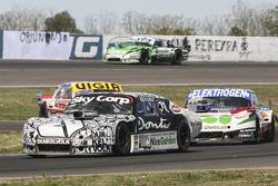 Laureano Campanera, Donto Racing Chevrolet and Mathias Nolesi, Nolesi Competicion Ford