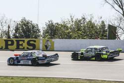 Martin Ponte, Nero53 Racing Dodge e Mauro Giallombardo, Maquin Parts Racing Ford