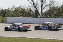 Nicolas Trosset, Maquin Parts Racing Torino e Juan Martin Trucco, JMT Motorsport Dodge