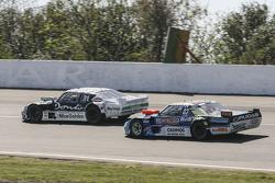 Laureano Campanera, Donto Racing Chevrolet and Martin Ponte, Nero53 Racing Dodge