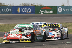 Facundo Ardusso, Trotta Competicion Dodge and Martin Serrano, Coiro Dole Racing Dodge