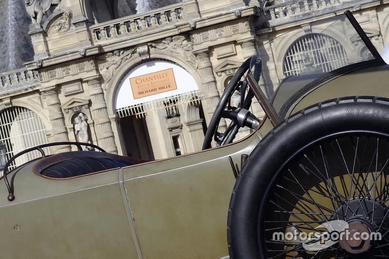 Rougier PJ6 Torpedo Sport - Million Guiet 1922
