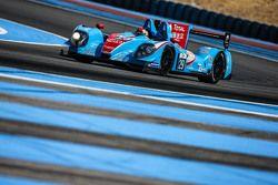 #29 Pegasus Racing Morgan - Nissan: David Cheng, Leo Roussel