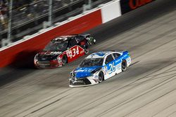 Brett Moffitt and J.J. Yeley, BK Racing Toyota