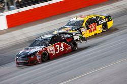 Brett Moffitt, Jeb Burton, BK Racing Toyota
