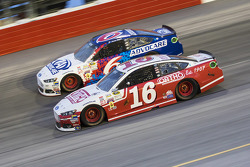 Тревор Бейн, Roush Fenway Racing Ford та Грег Біффл, Roush Fenway Racing Ford