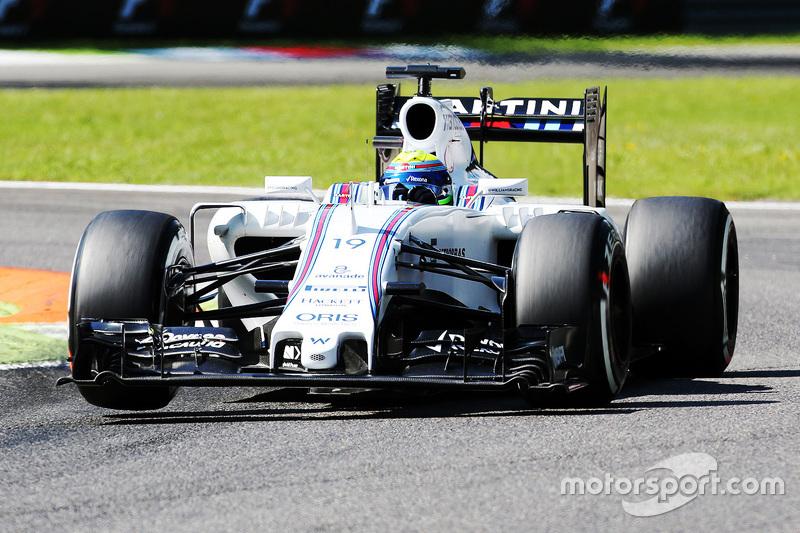 Felipe Massa - 21 grandes premios