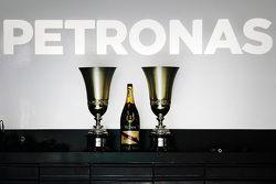Troféus da Mercedes AMG F1