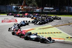 El inicio: Lewis Hamilton, Mercedes AMG F1
