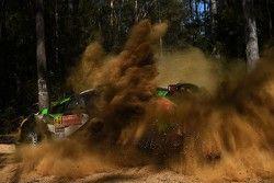 يزيد الراجحي في رالي أستراليا
