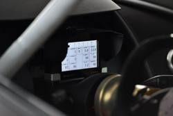 Audi R8 LMS kokpit