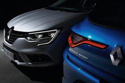Nouvelles Renault Mégane et Mégane GT