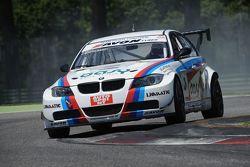 Stefano Valli e Vincenzo Montalbano su BMW M3 E90 #3, Zerocinque Motorsport