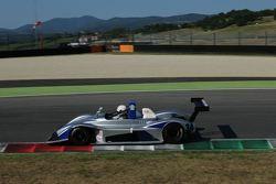 Umberto Calò e Gianfranco Giorgio su Ligier JS51-CN2 #34, ASD Perodi