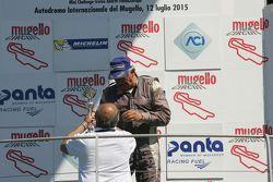Claudio Francisci, SCI, Lucchini P2 07-CN4 #41