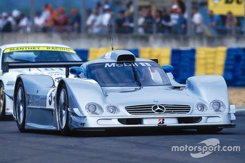 Mercedes-Benz CLR