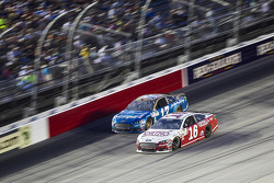 Ricky Stenhouse Jr., Roush Fenway Racing Ford y Greg Biffle, Roush Fenway Racing Ford