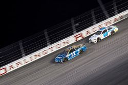 Ricky Stenhouse Jr., Roush Fenway Racing Ford y Josh Wise