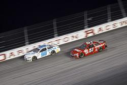 Josh Wise y Justin Allgaier, HScott Motorsports Chevrolet