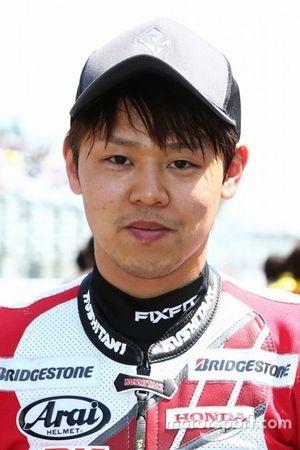 Takumi Takahashi, collaudatore Honda MotoGP