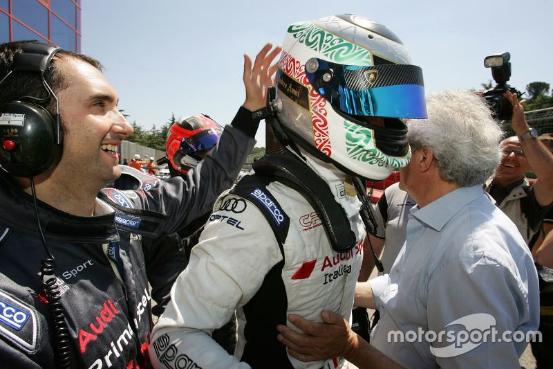 Andrea Amici, Audi Sport Italia