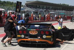 Solaris Motorsportl, Chevrolet Corvette Z06 GT3 #22, Francesco Sini, Marcello Puglisi