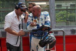 Ferdinando Geri, Racing Studios