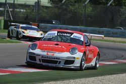 Porsche 997 Cup #102, Christian Passuti e Steven Goldstein, Antonelli Motorsport