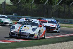 Porsche 997 Cup #121, Sabino De Castro, Giuseppe Bodega, Drive Technology