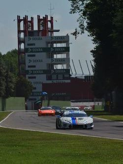 Massimo Mantovani, Antonelli Motorsport