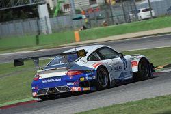 Porsche 997 GT3 #24, Jolel Camathias, Mauro Calamia, Autorlando Sport