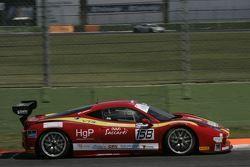 Ferrari 458 Challenge Cup #158, Beniamino Caccia, Team Pellin