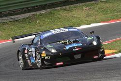 Ferrari 458 Italia-GT3 #11, Marco Magli, Luigi Ferrara, Easy Race