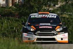 Stefano Baccega, Bernini Rally