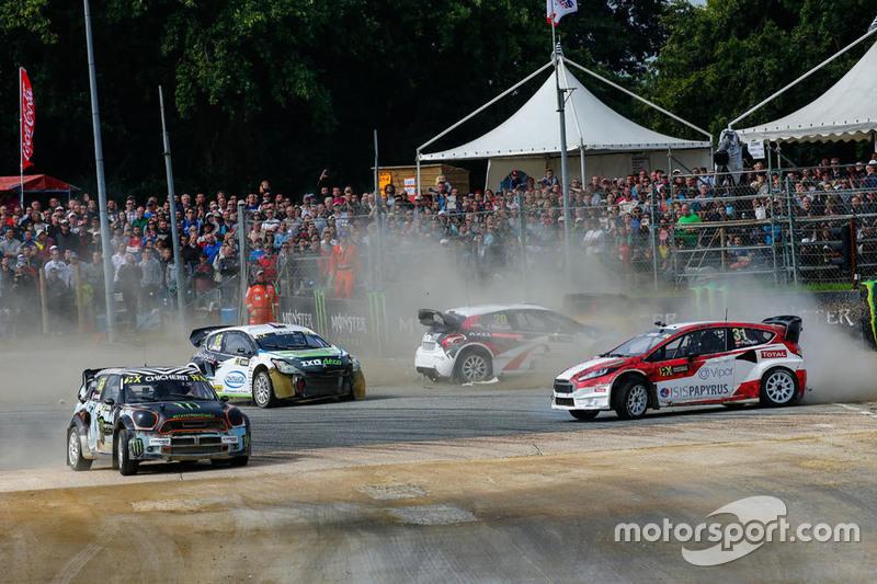 Guerlain Chicherit, JRM Racing