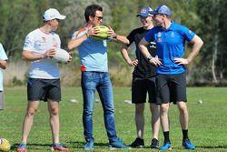 Kris Meeke, Citroën World Rally Team, Thierry Neuville, Hyundai Motorsport, Elfyn Evans, M-Sport en