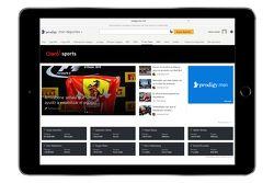 Captura de pantalla del contenido Motorsport.com en el / sitio MSN Prodigy