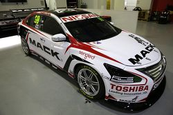 New livery for James Moffat