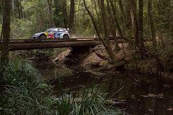 Andreas Mikkelsen en Ola Floene, Volkswagen Polo WRC, Volkswagen Motorsport