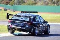 Andre Heimgartner and Ant Pedersen, Super Black Racing Ford