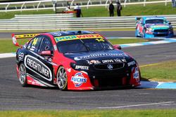 Fabian Coulthard y Luke Youlden, Brad Jones Racing Holden